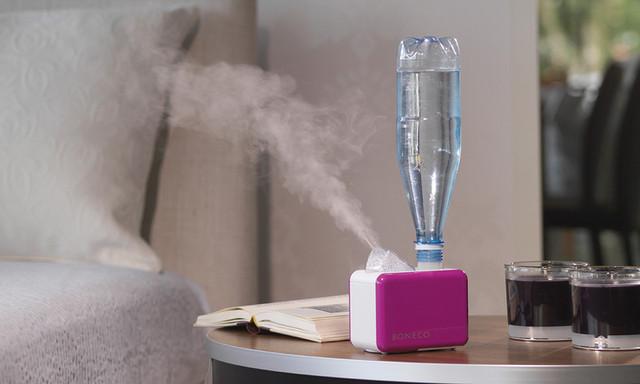 Ультразвуковой увлажнитель воздуха Boneco U7146 AOS purple