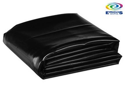 Пленка для прудов 0,5мм черная (4,6,8м) IZOFOL Польша