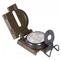 Компас металлический  MilTec USA Army Olive 15793000