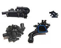 Корпус  термостата на Mitsubishi митсубиси lanser, Outlander, Galant , Colt, Grandis, Pajero, фото 1