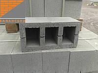Блок Строительный (Стеновой Блок) Шлакоблок 190 мм., фото 1