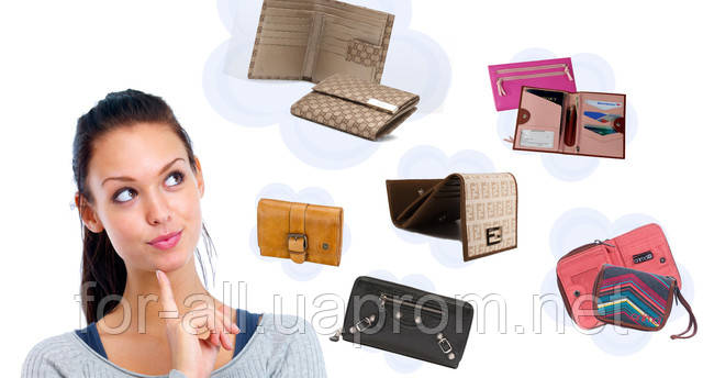 Фото женский кошелек из эко-кожи