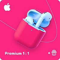 Беспроводные наушники Apple AirPods 2 with Charging Case 1:1+ Чехол в подарок (Гарантия)