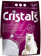 Cristals Fresh Силикагелевый наполнитель, 7,2 л