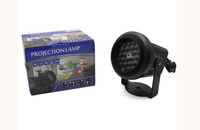 Вуличний лазерний диско проектор для будинку LASER Light SE 328-01 ART 7413 S