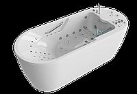 Ванна с подводным ручным душ-массажем Evolution TM Polypromsyntes