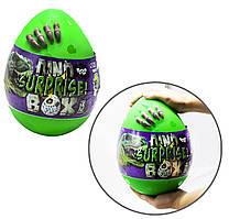 """Гигантское яйцо динозавра сюрприз """"Dino Surprise Box"""" 25 сюрпризов внутри, высота 31 см, DSB-01-01U(G)"""