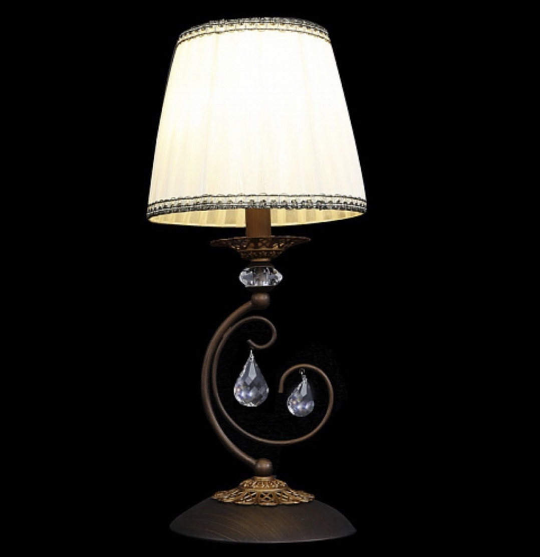 Настольная лампа Stellare T 2098/1 Brown