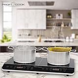 Настольная индукционная плита Profi Cook PC-DKI 1067, фото 6