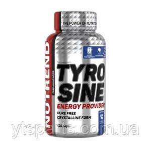 Тирозин NUTREND Tyrosine 120 caps