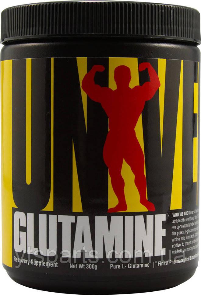Universal Nutrition Glutamine Powder 300 г