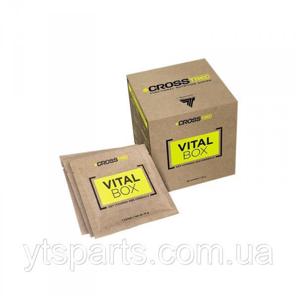 Trec Nutrition Crosstrec vital box 20 x 15 g