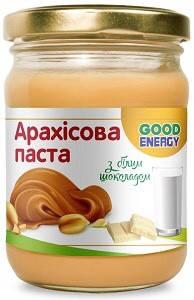 Арахисовая паста с белым шоколадом 500 г