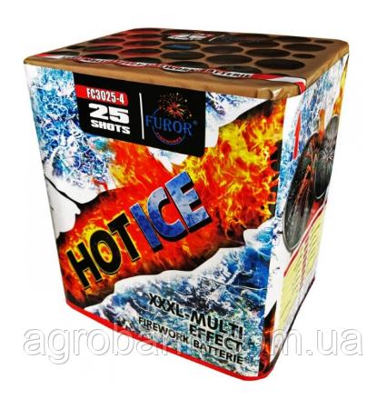 Салютная установка HOT ICE FC3025-4