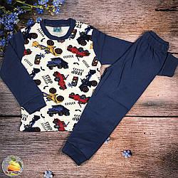 Піжама для хлопчика Розміри: 5,6,7,8 років (01223)