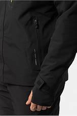 Лижна куртка AVECS - BLACK, фото 3