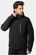 Лижна куртка AVECS - BLACK, фото 2