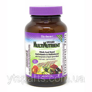 Супер Мультивитамины без Железа, Bluebonnet Nutrition, 45 каплет
