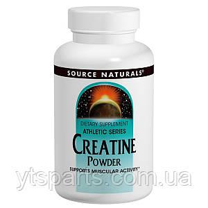Креатин, 1000 мг, Source Naturals, 50 таблеток