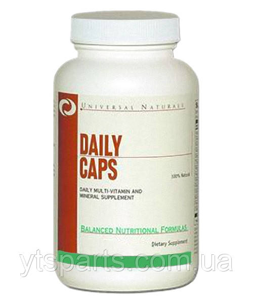 Universal Nutrition Daily Caps 75 капс.