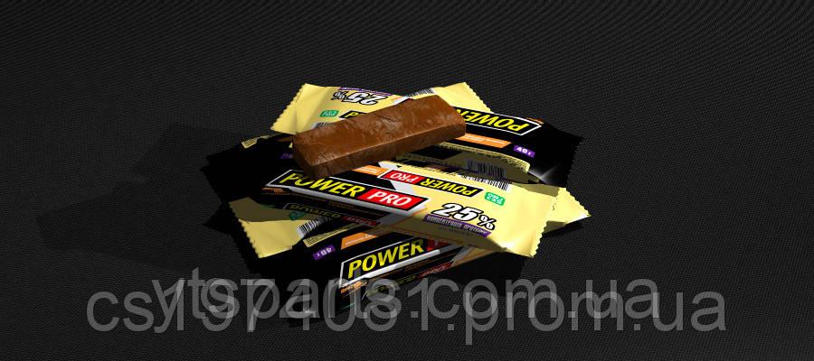 Протеиновый батончик Power Pro ваниль 25% 60 г. х 20 шт.