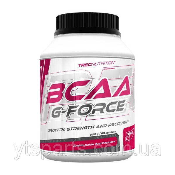 Trec Nutrition BCAA G Force 600 g