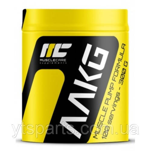 Muscle Care AAKG 300 g маслкеар аакг
