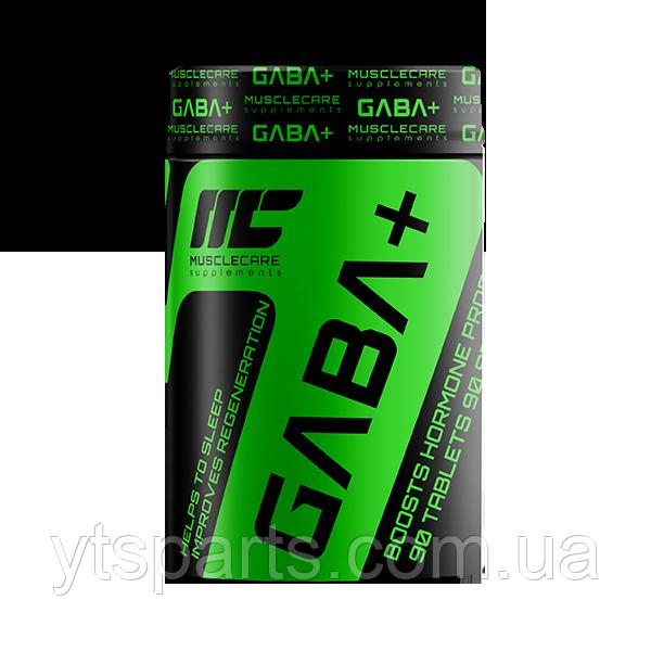 Габа Muscle Care GABA Plus 90 tabs