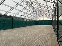 Складские здания и сооружения от TENT.UA, строительство быстровозводимых модульных зданий, сооружений.