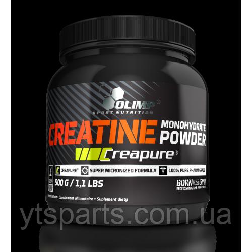 OLIMP Creatine Monohydrate Powder Creapure 500 g