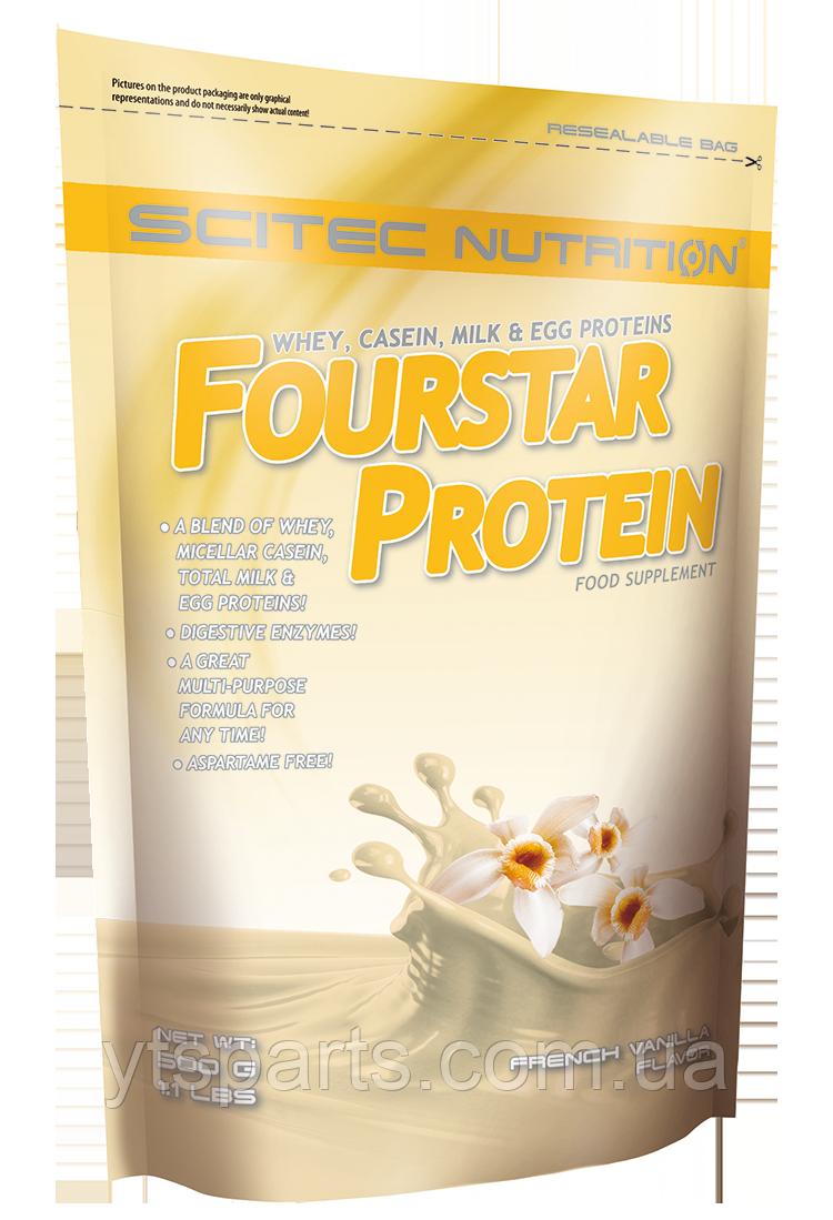 Scitec Nutrition Fourstar Protein 500 g