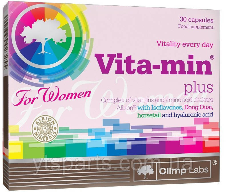 OLIMP Vitamin for Women 30 caps