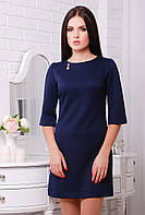 Платье Эшли темно - синий