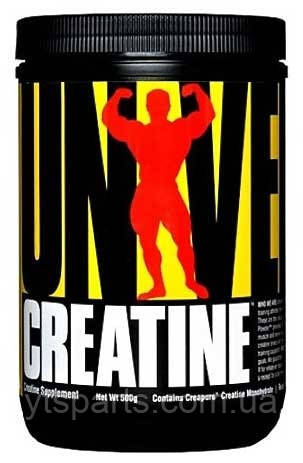 Universal Nutrition CREATINE POWDER 500 г