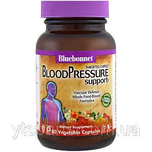 Комплекс для нормализации кровяного давления, Targeted Choice, Bluebonnet Nutrition,  60 растительных капсул