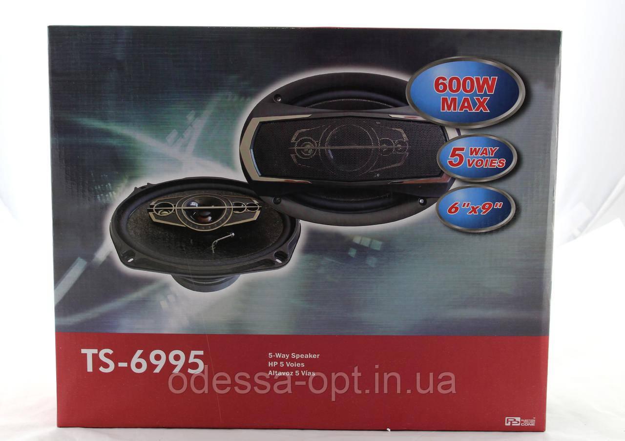 Автоколонки TS 6995 max 600w