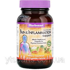 Комплекс против боли и воспалений в суставах, Pain & Inflammation Support, Targeted Choice, Bluebonnet