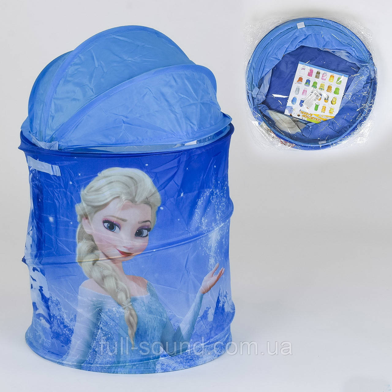 Корзина для игрушек frozen 3659