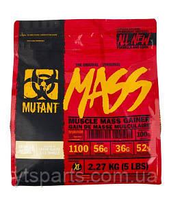 Гейнер Mutant Mass 2.27 кг.