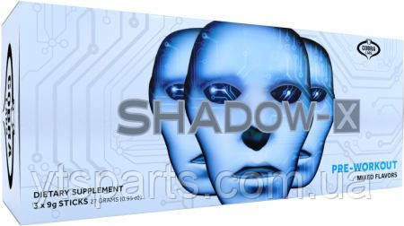 Cobra Labs Shadow-X Stick 3 Pack × 9 g