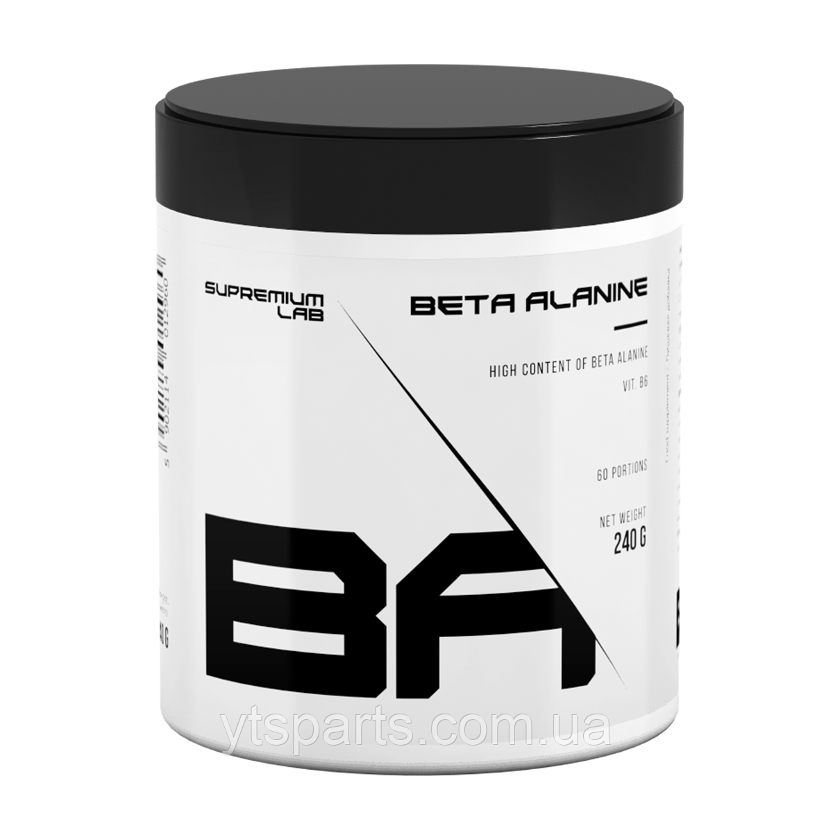 SUPREMIUM LAB BETA ALANINE 240 g