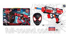 Набор героя маска с пистолетом spider man 472