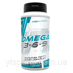 Trec Nutrition Omega 3-6-9  90 caps