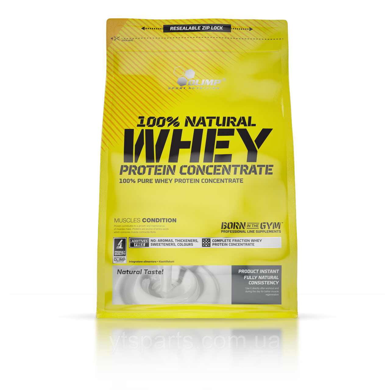 OLIMP Natural Whey Protein Concentrate 700 g