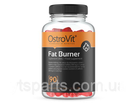 OstroVit Fat Burner 90 tab