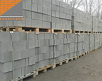 Блок Строительный (Стеновой Блок) Шлакоблок 100 мм.