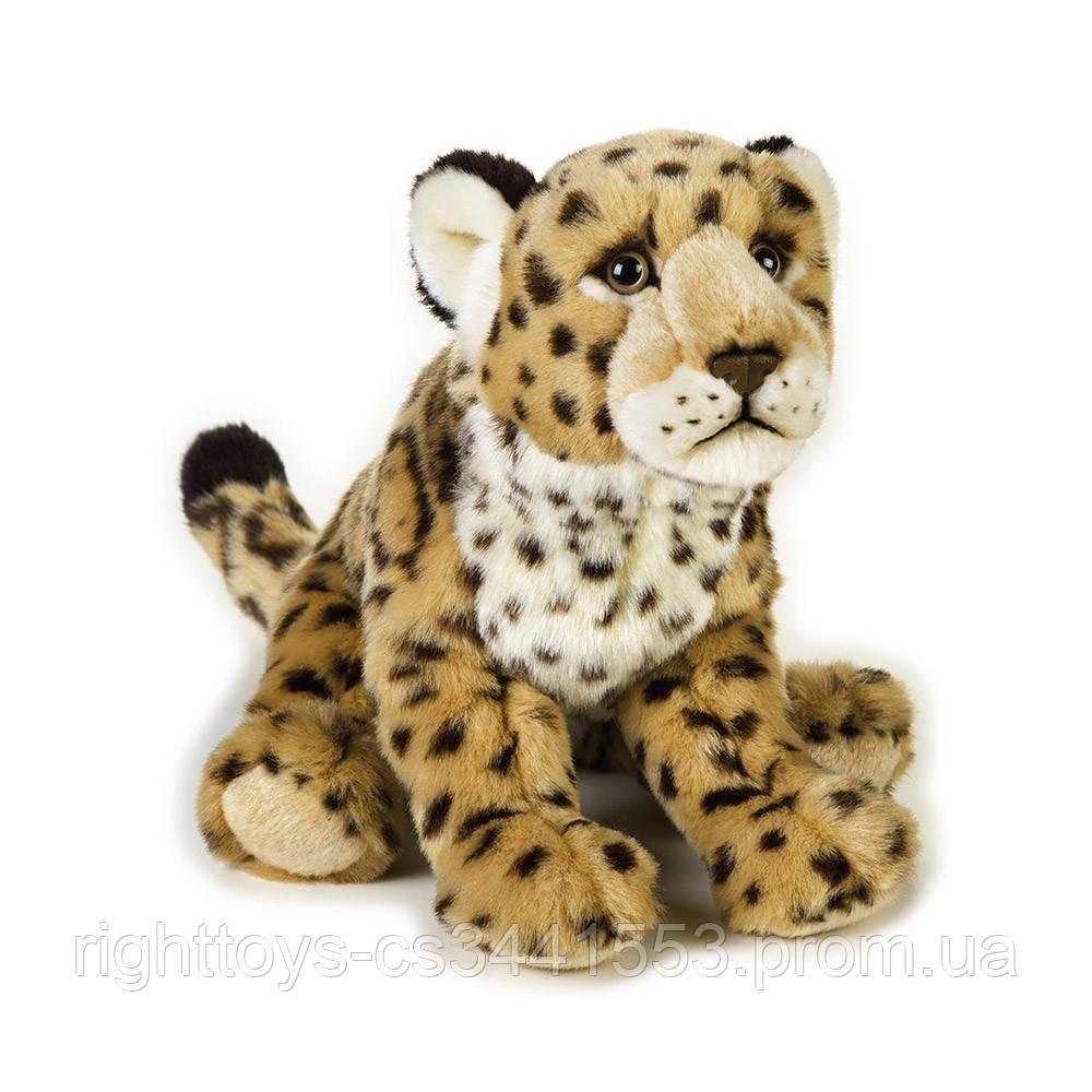 М'яка іграшка 770747 (12шт) гепард, 25см