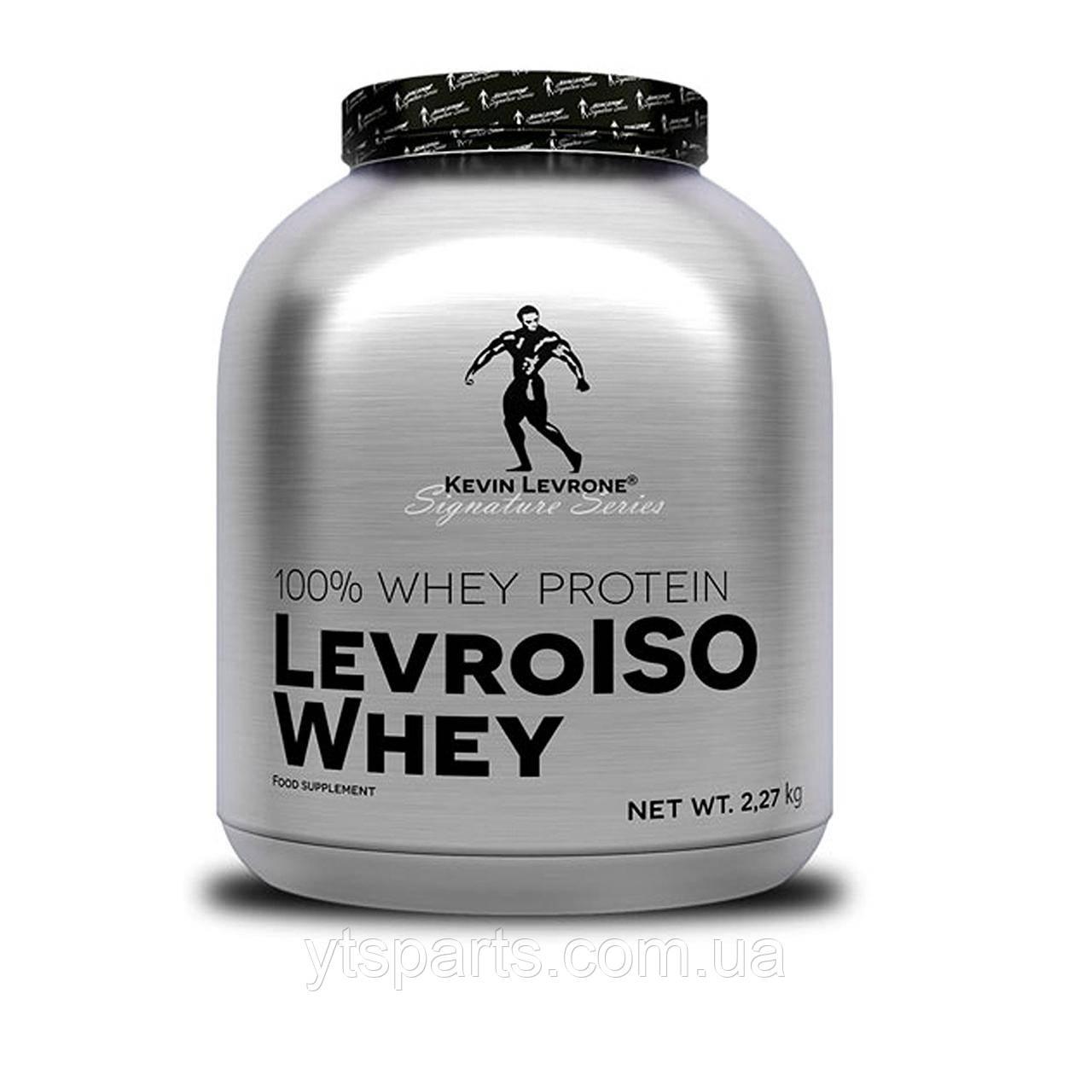 Kevin Levrone LevroISOWhey 2.27 кг