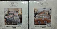 Двухспальные комплекты постельного белья Сатин Koloco