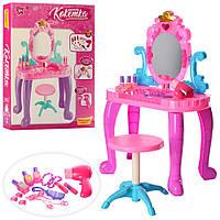 """Дитяче трюмо для дівчаток (туалетний столик) """"Кокетка-3"""""""